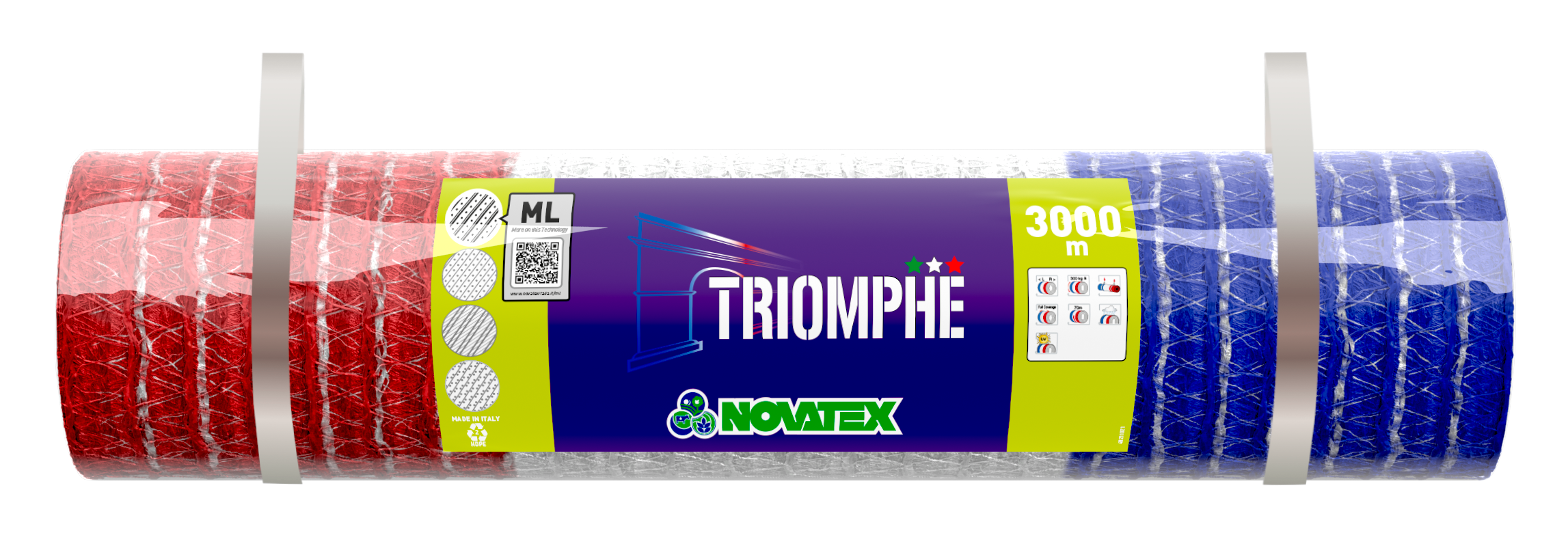 Agri Novatex, South Africa, Triomphe, Bale Wrap, Packaging